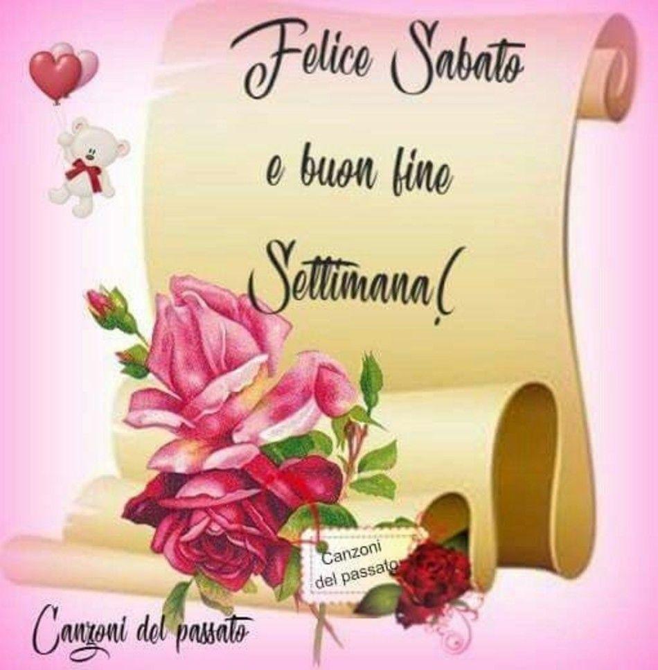 Belle Immagini Buon Sabato Con I Fiori 19 Buon Venerdì