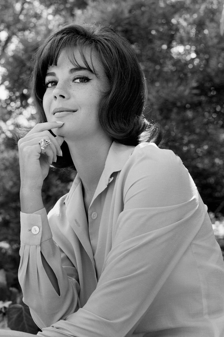 17 Photos That Prove Natalie Wood Should Be Your Beauty Obsession #hollywoodicons