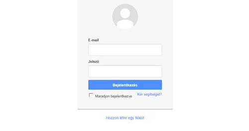 gmail hu bejelentkezés