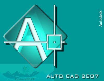 تحميل كراك برنامج أوتوكاد 2007 من ميديا فاير