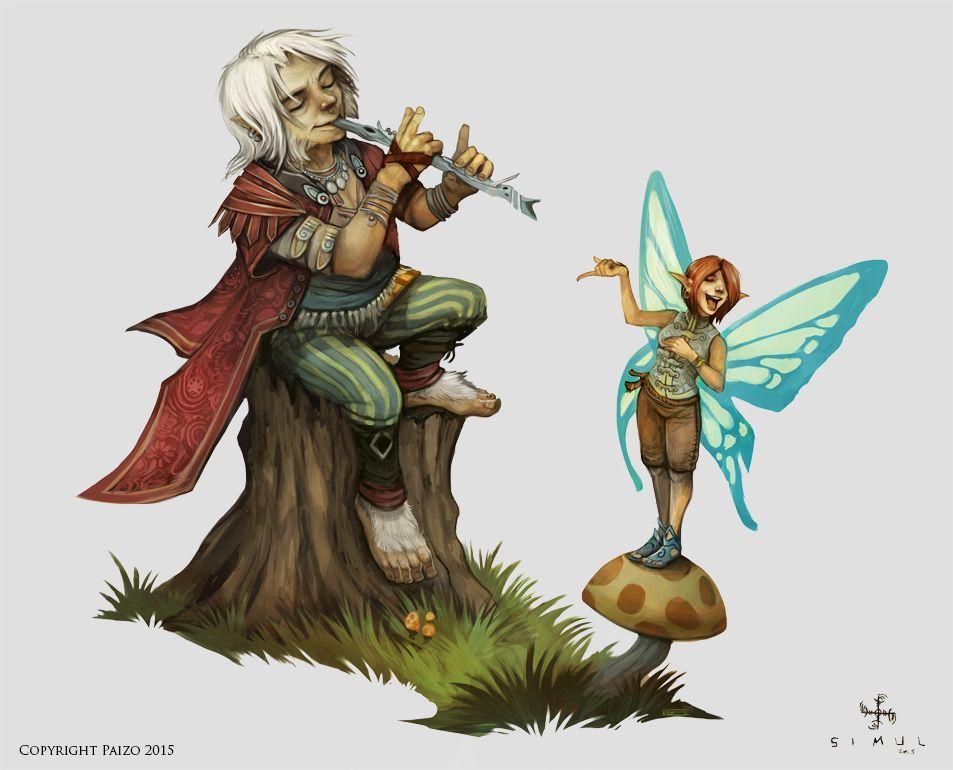 Lem And Lyra By Badinspiration.Deviantart.Com On @Deviantart