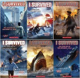 I Survived Book Series In Order