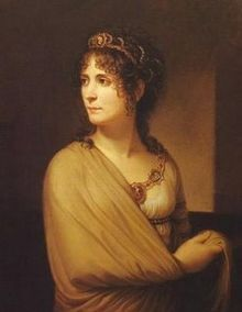 """January 10, 1810: Napoleon Bonaparte divorces Josephine. There was no question but that the pair still loved each other, but Napoleon needed an heir and Josephine had produced no children with him. The divorce ceremony was dignified and solemn, and each read a statement of devotion. Josephine retained her title; Napoleon said, """"It is my will that she retain the rank and title of Empress, and especially that she never doubt my sentiments, and that she ever hold me as her best and dearest…"""