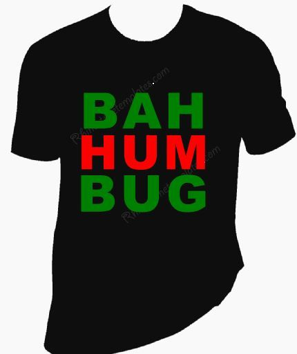 For our guys, there is always one Bah hum bug in every family , this would make a great holiday gift