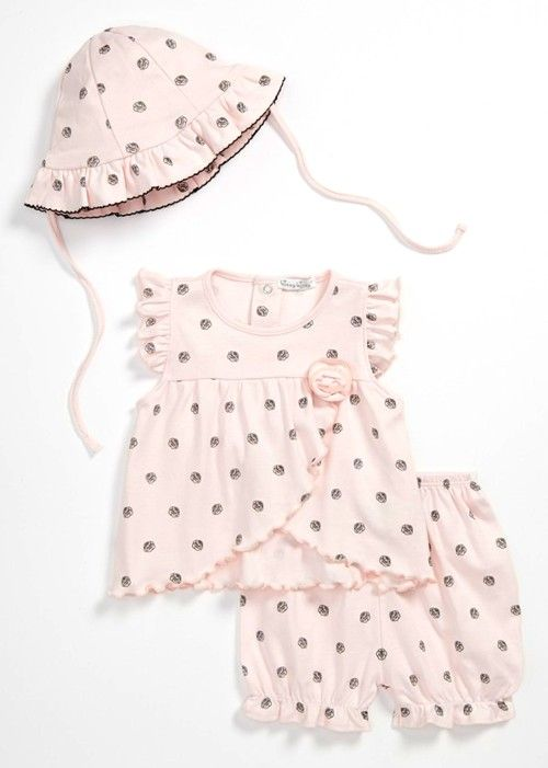 Love Kissy Kissy baby clothes. Find this brand at Millie & Mox!