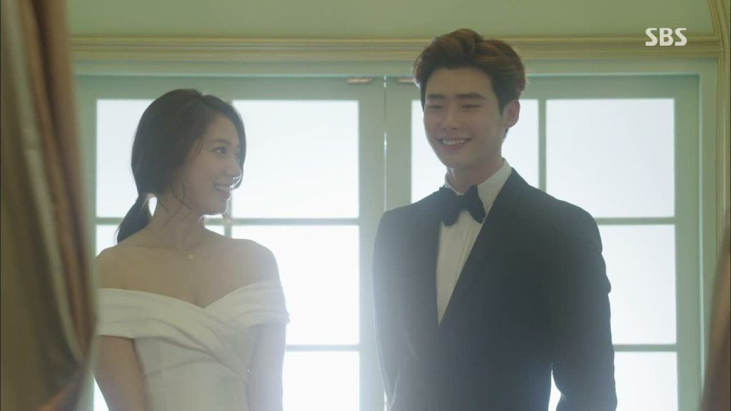 Pinocchio Episode 20 Final Dramabeans Deconstructing Korean Dramas And Kpop Culture Wedding Saving Star Wedding Wedding Save The Dates