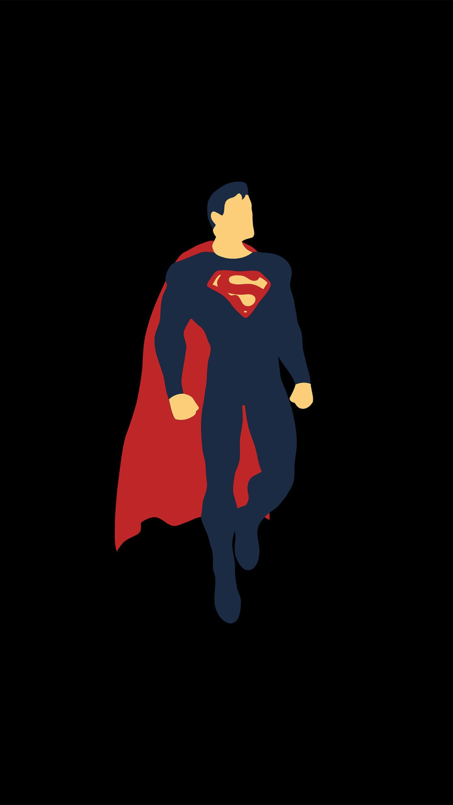 Superman Minimalism 4k Hd Superheroes Wallpapers Photos And Pictures Id 18590 Superman Wallpaper Superman Art Hero Poster