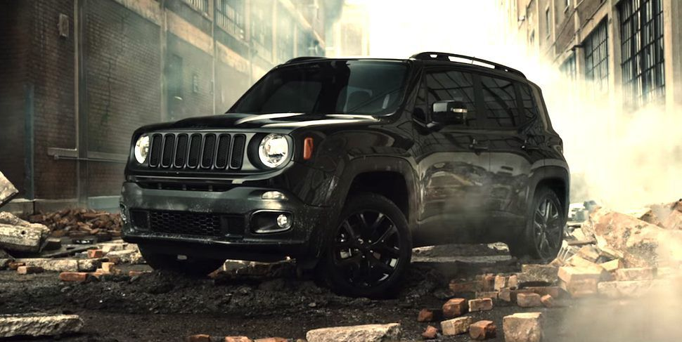 Jeep Renegade Dawn Of Justice Special Edition 자동차
