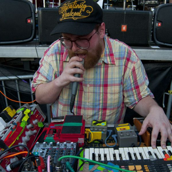 Inside the Gear of Four Solo Performers with Grimes, Panda