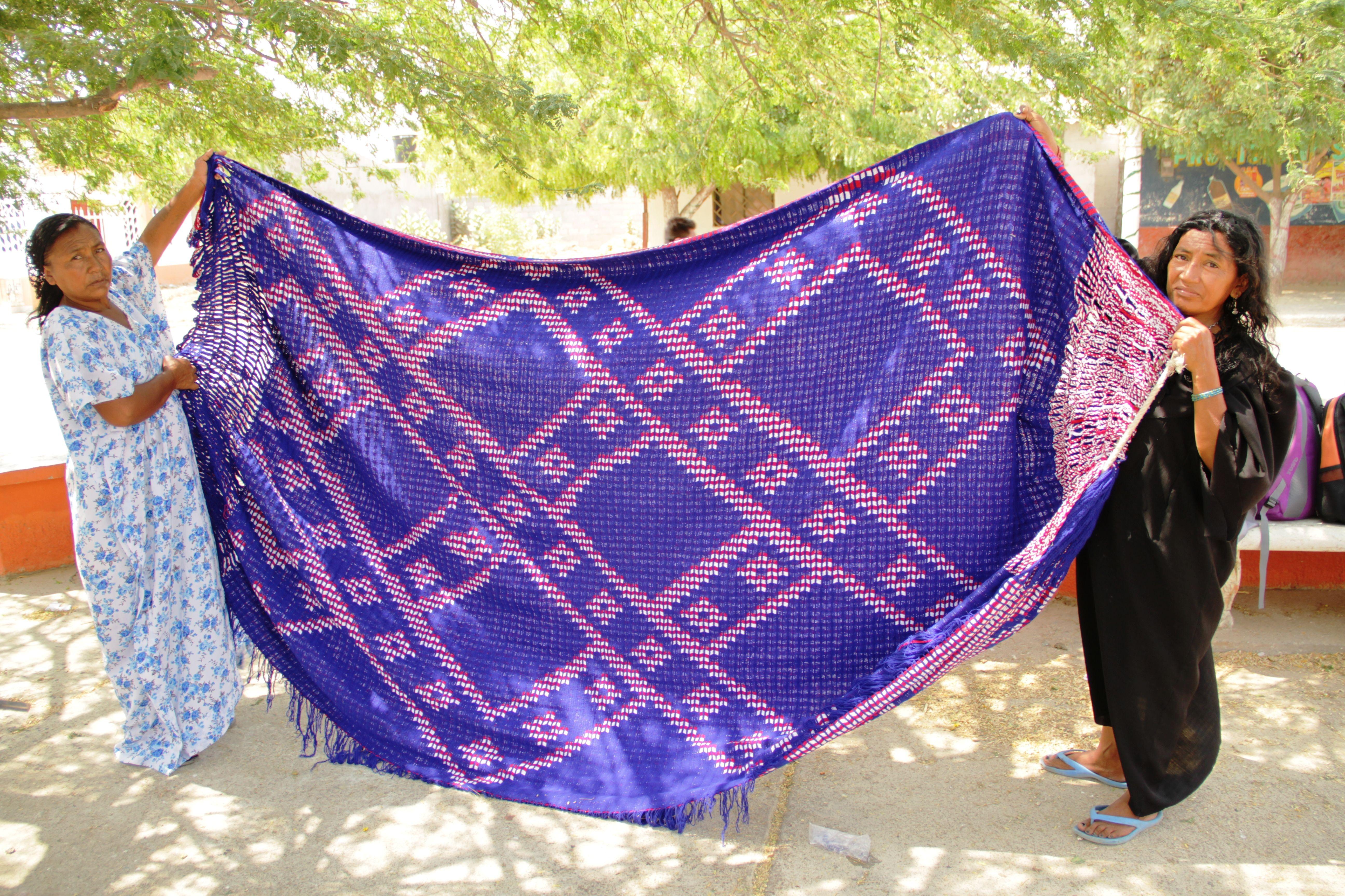 Las artesanías de las mujeres wayuu
