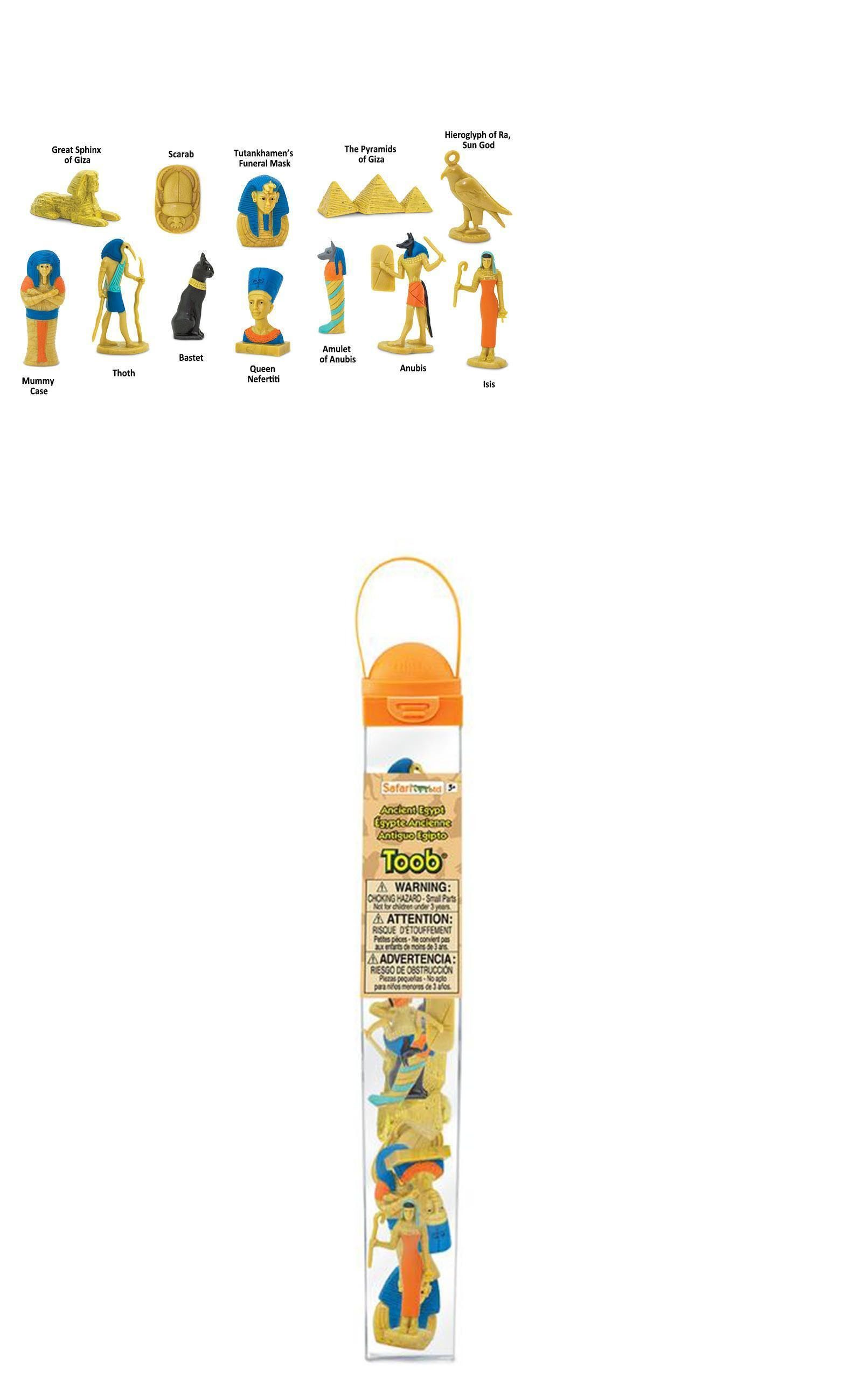 New toys images  Ancient Egypt Toob Mini Figures Safari Ltd NEW Toys Educational Kids