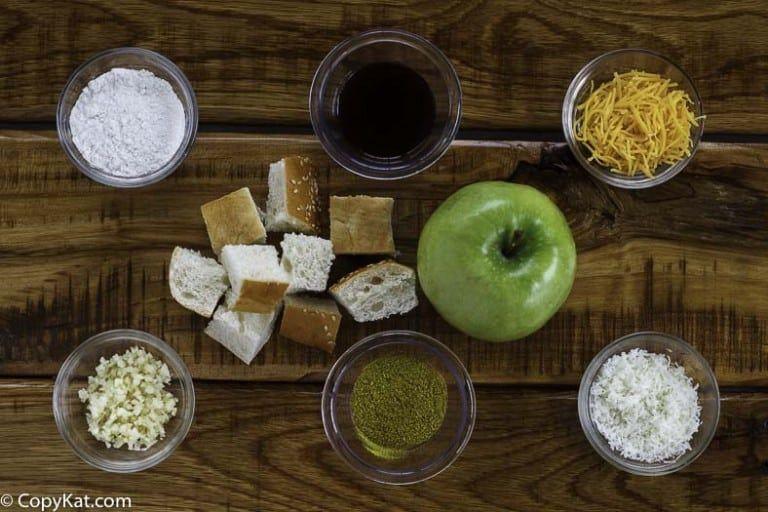 Melting Pot Cheddar Cheese Fondue #meltingpotrecipes