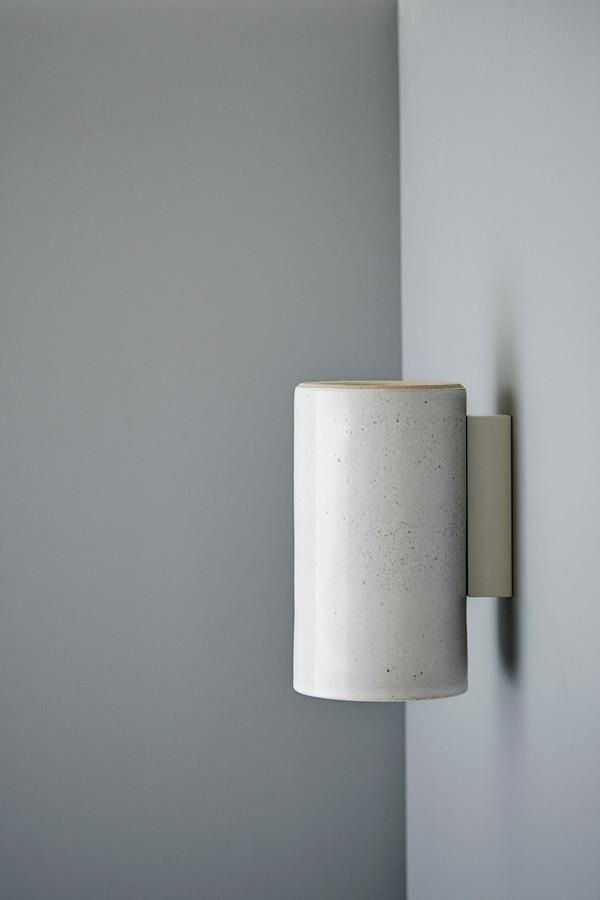 Anchor ceramics earth wall light speckled white 005 lighting anchor ceramics earth wall light speckled white 005 aloadofball Images