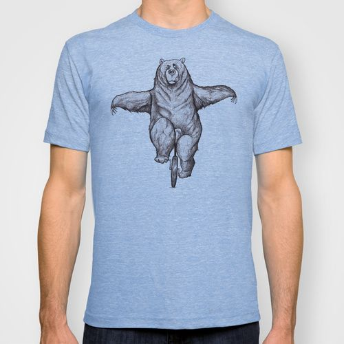This delights me. :: Balance T-shirt by Dave Mottram
