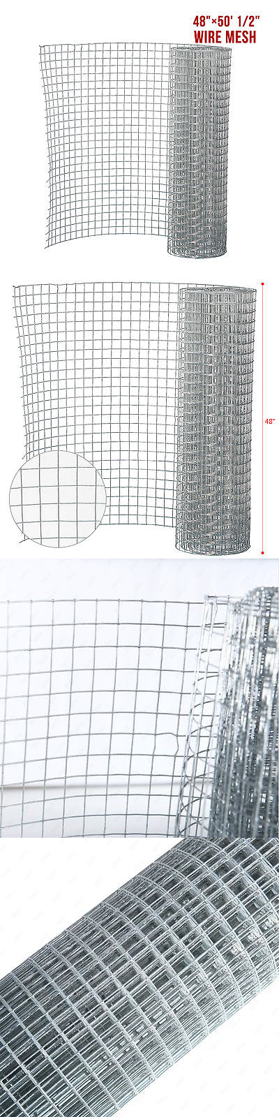Galvanized Wire Mesh Hardware Cloth - Dolgular.com