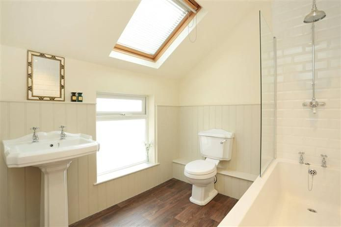 An Inspirational Image From Farrow And Ball Painted With Clunch On The Walls Shaded White Bathroom Colors Interior Paint Colors Schemes Bathroom Paint Colors