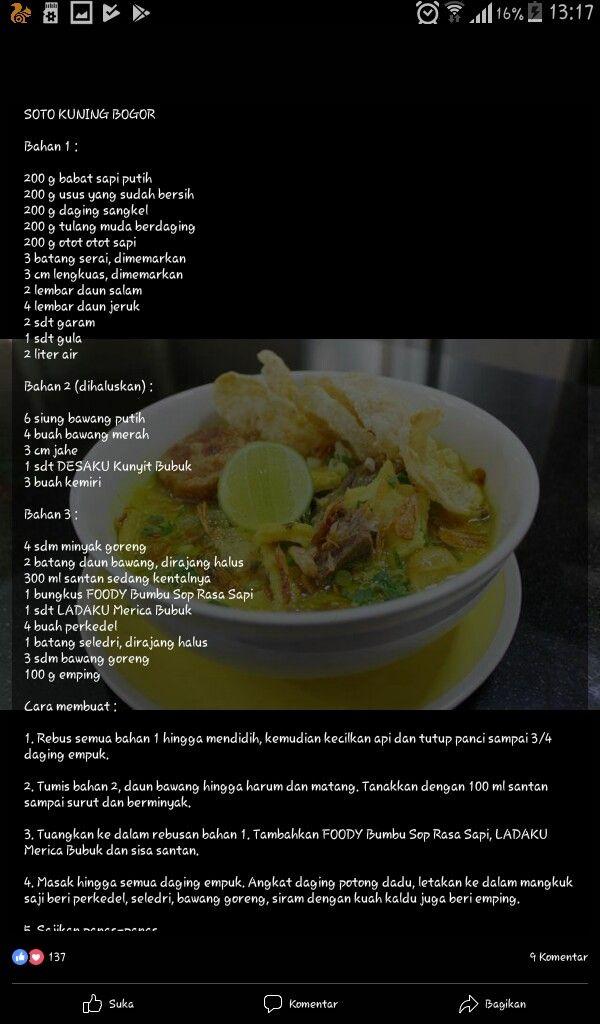 Pin Oleh Yohanita Pratiwi Di Resep Resep Daging Jeruk