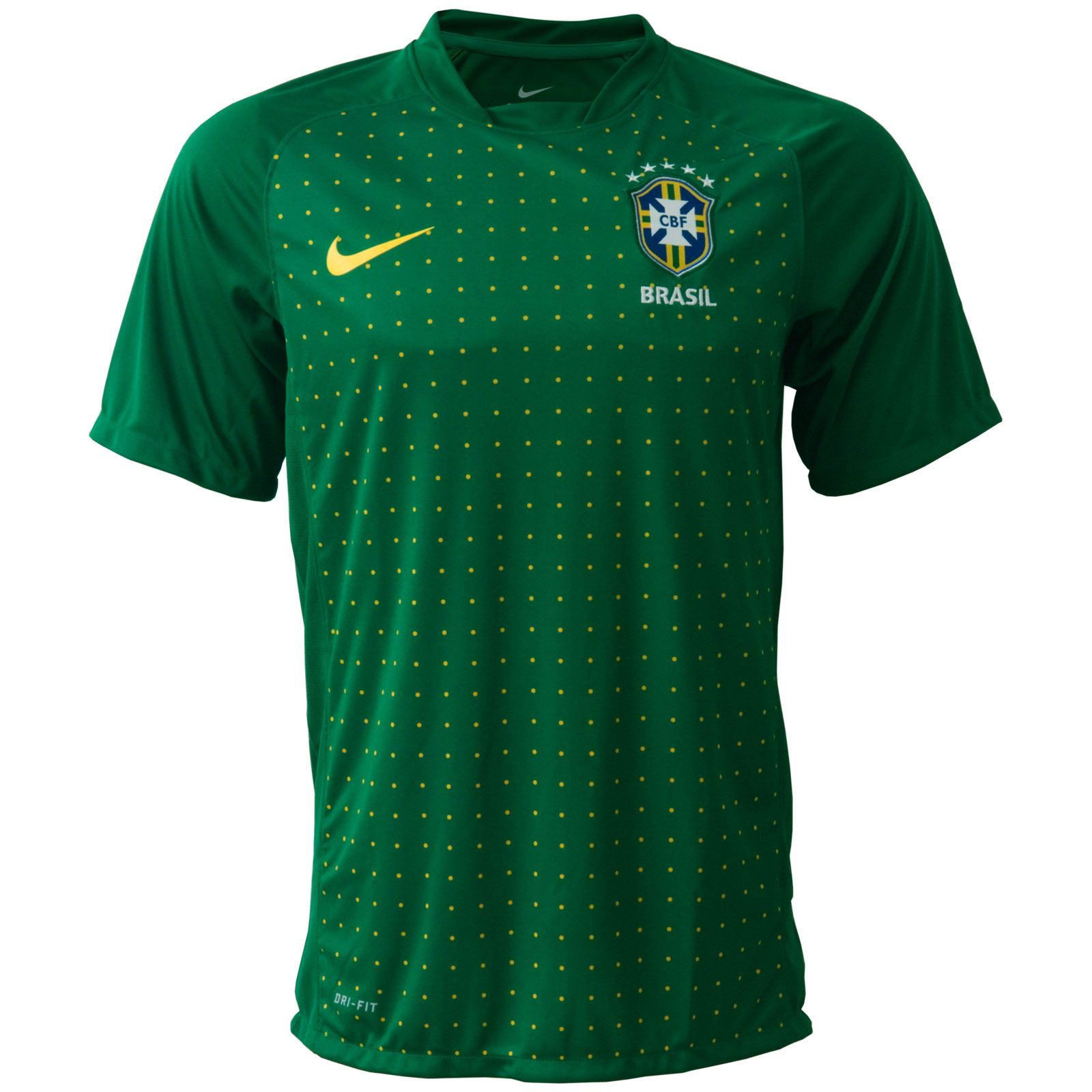 Camisa Nike Seleção Brasil Pre Match 2011