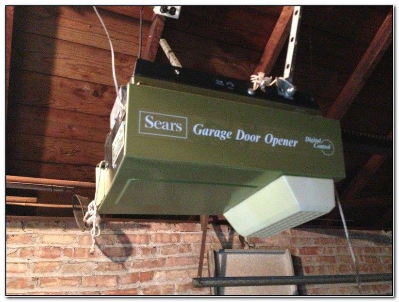 Sears Genie Garage Door Opener Check More At Https Gomore Design Sears Genie Garage Door Open Garage Doors Garage Door Opener Installation Garage Door Opener