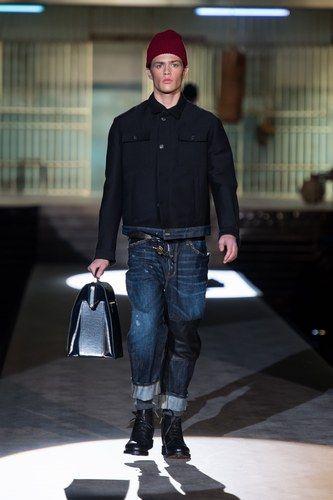 Dsquared2 Milán Fashion Week Otoño Invierno 2014-2015