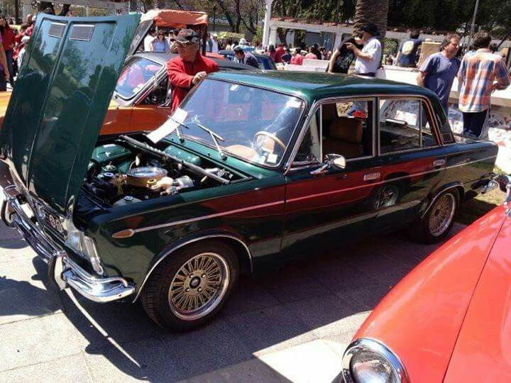 Fiat 125 Special 1970
