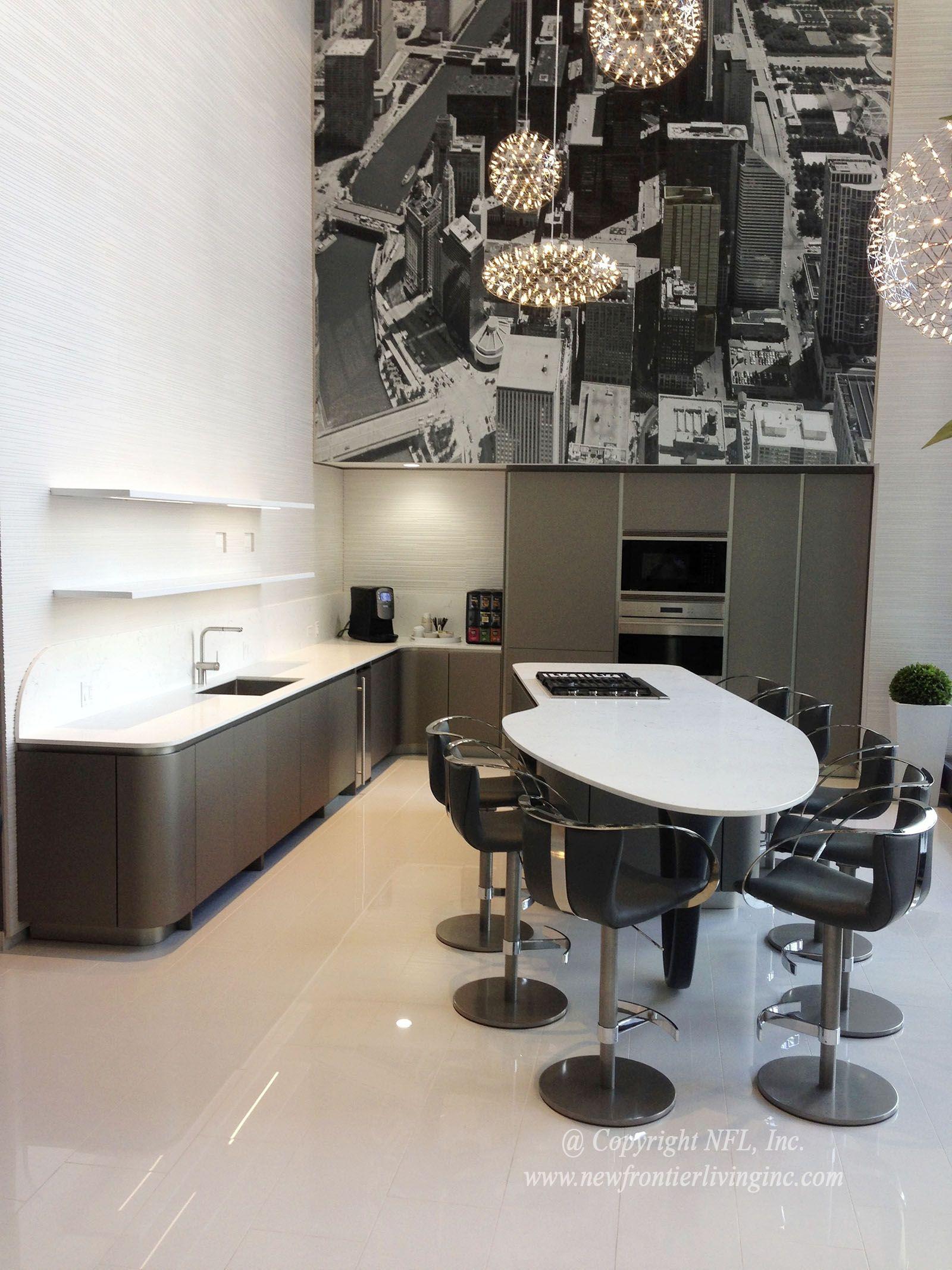 Snaidero kitchen Sky Lounge, 73 E. Lake