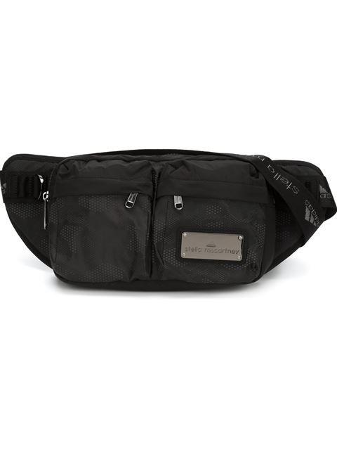 32d0282d19 ADIDAS BY STELLA MCCARTNEY Zipped Bum Bag.  adidasbystellamccartney  bags  belt  bags  polyester