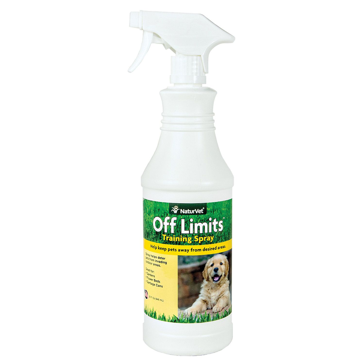 Naturvet Off Limits Dog Training Spray Dog Training Spray Pet