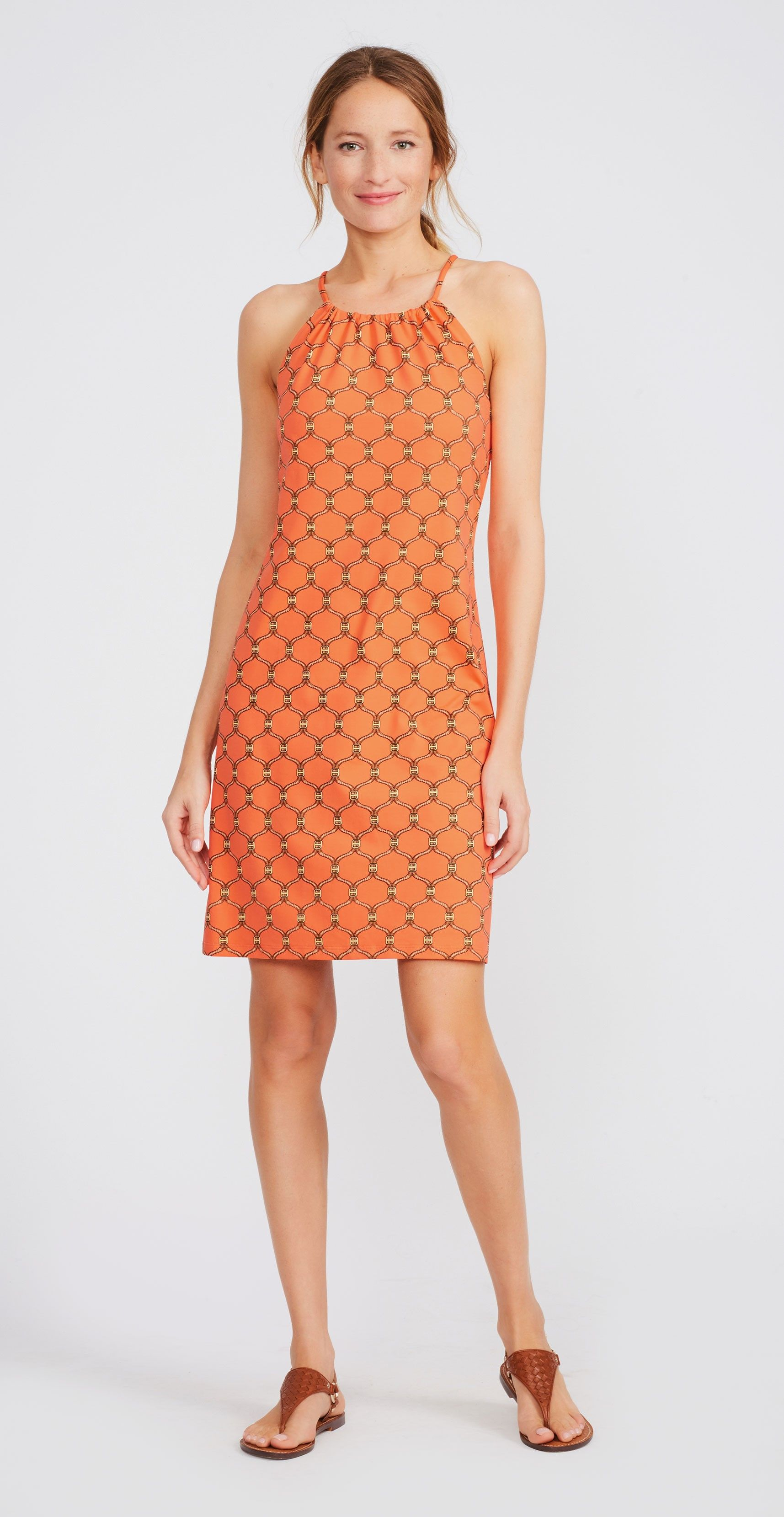 J.McLaughlin - Maria Halter Dress in