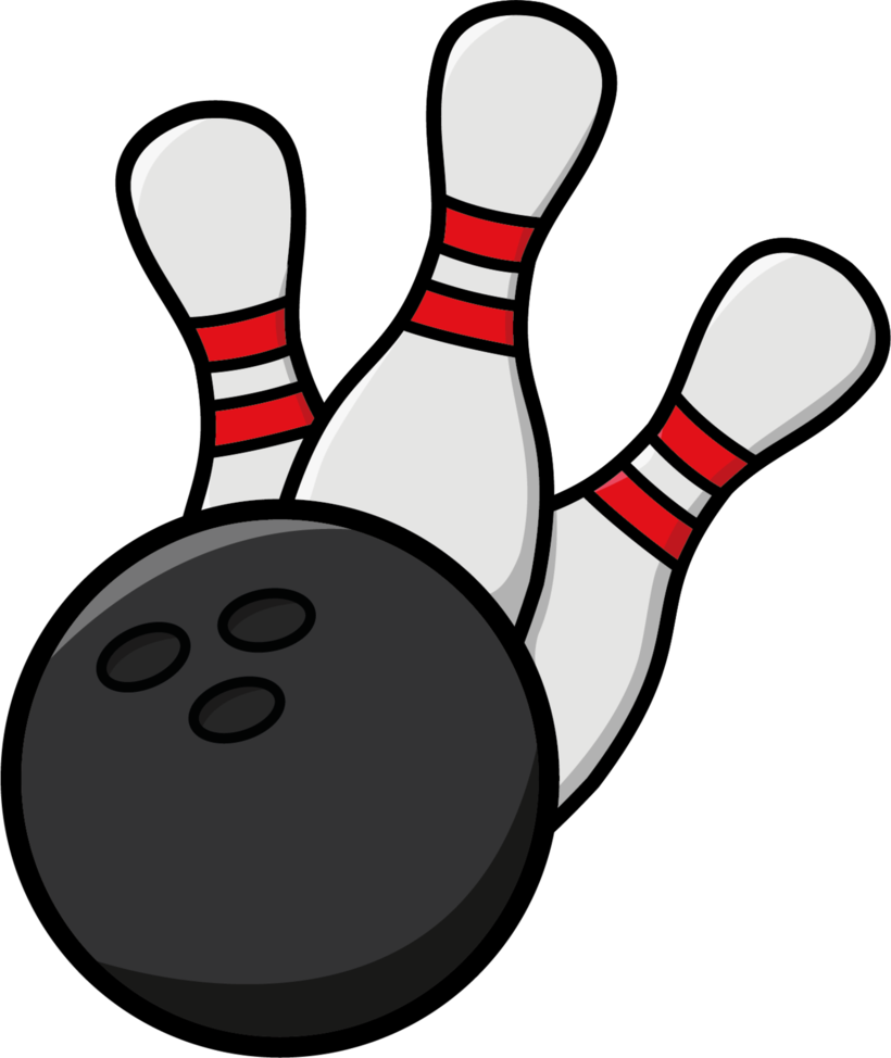 free bowling clipart free clipart graphics images and photos image rh pinterest co uk free bowling clip art black and white free bowling clip art black and white