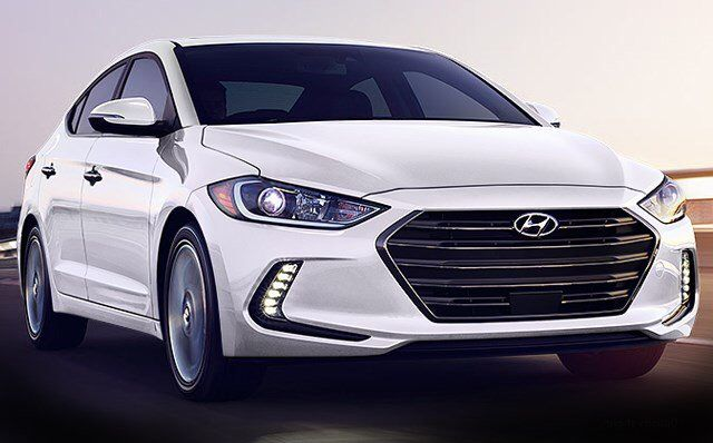 2017 Hyundai Elantra Limited Hyundai Elantra Hyundai Elantra