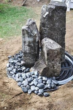 How to install Your Own Backyard Water Feature install in Under 3 Hours
