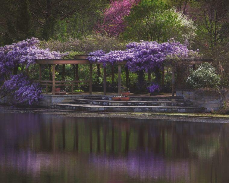 Kansas City Botanical Gardens >> Rental Venues At Powell Gardens Kansas City S Botanical