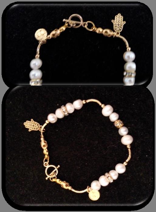 5d43b80d1d31 pulsera perlas de río