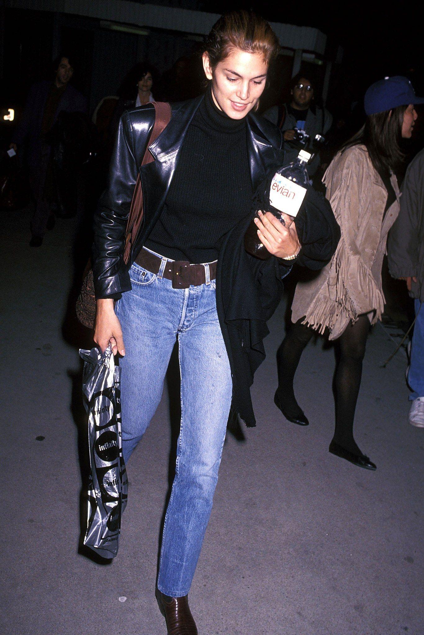 Kuvahaun tulos haulle 90s supermodels jeans