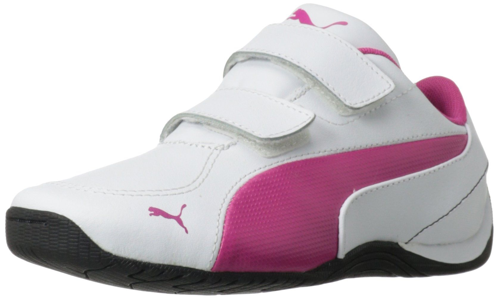 PUMA Drift Cat 5 V Leather Sneaker (Toddler Little Kid) 430436edf