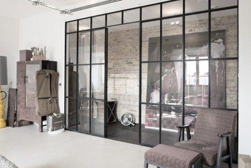 38++ Stahl glas trennwand selber bauen Sammlung