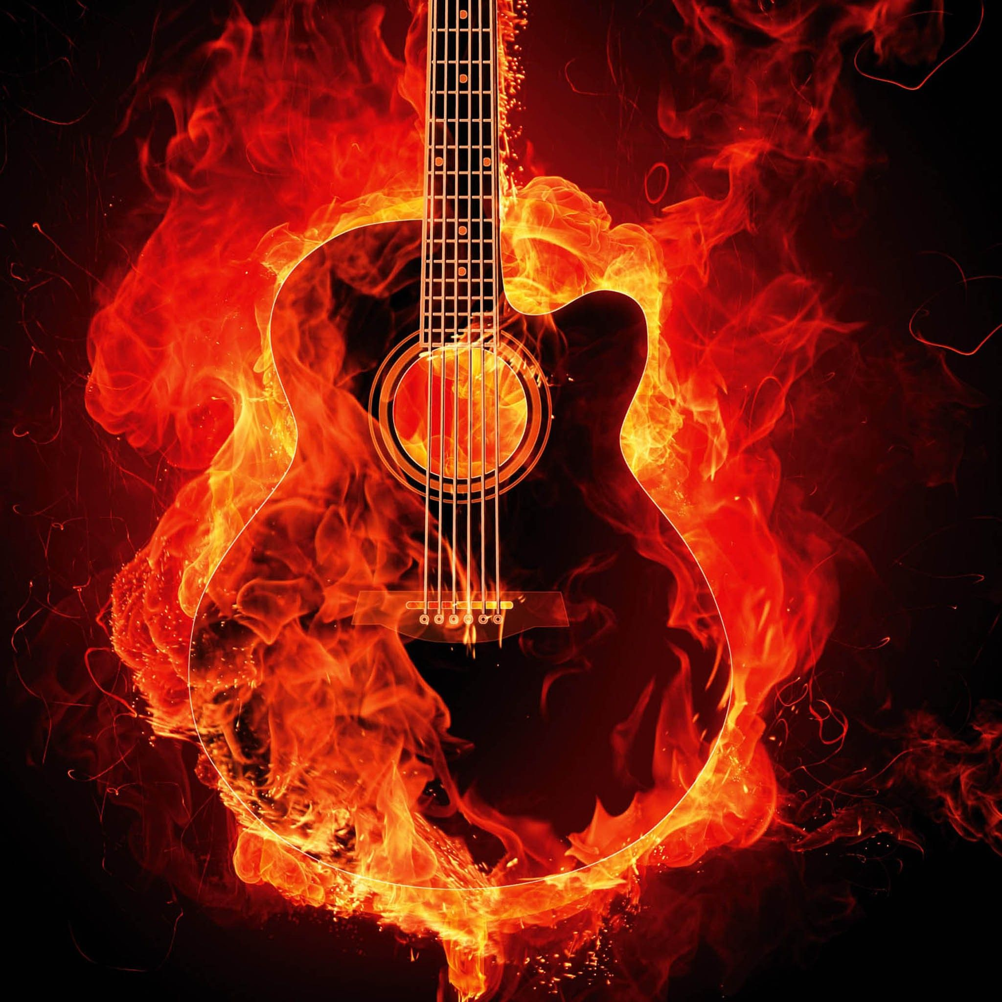 Ipad Wallpaper Guitar 2048x2048 Ipad Wallpapers And Backgrounds