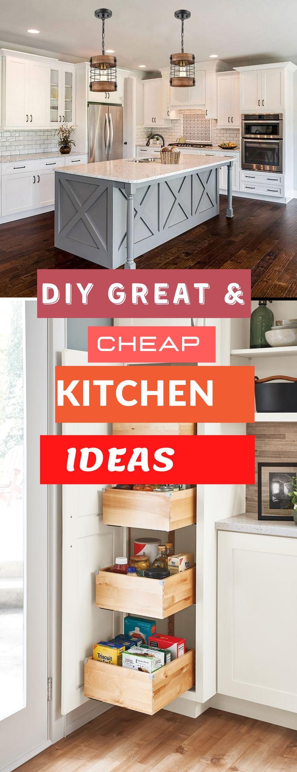 New Diy Kitchen Design Ideas In 2021