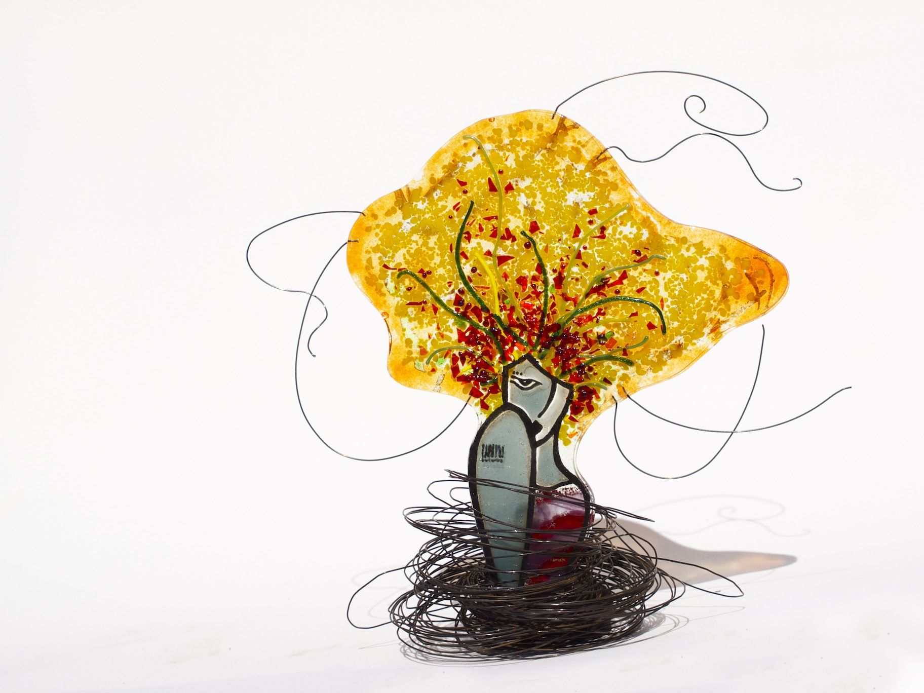 Desatada!  de Eduardo Naveira, Mayo 2014