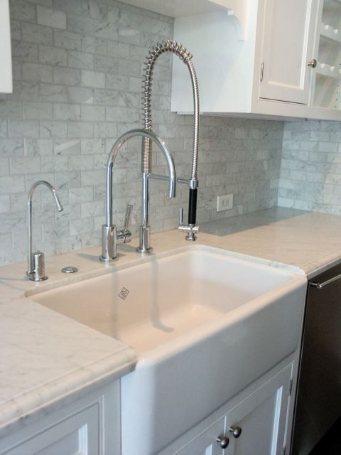 Faucet And Farmhouse Sink Sources The Inspired Room Farmhouse Faucet Farmhouse Sink Faucet Bathroom Farmhouse Style