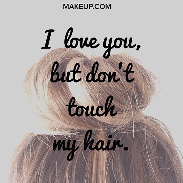 flirting quotes about beauty girls hair images funny