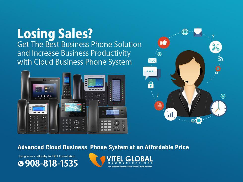 VitelGlobal Communications Cloud Business Phone