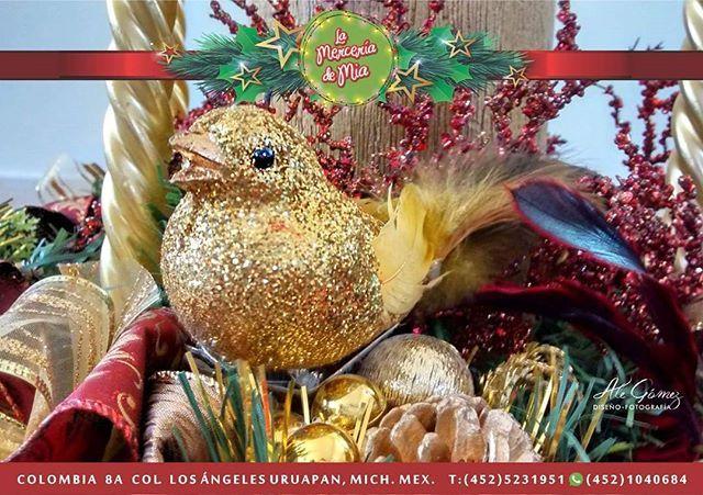 Hermoso búhos para decorar tu hogar en Navidad!!#lamerceriademia #silkplants #floresartificiales #navidad #navidad2016 #home #pajaros #instaphoto #birddesign #instalove #  #invierno #inspiration #inspiración #christmas #uruapan #michoacan #mexico #homesweethome #morelia  #decoración #casa #photoofday #xmas #merrychristmas #interiordesign #christmasideas #decoracionnavideña #christmasdecorating #gold