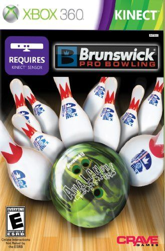 Brunswick Pro Bowling Requires Kinect Xbox 360 By Svg Distribution You Can Find Out More Details At The Link Of The Image Note Xbox Kinect Xbox Xbox 360