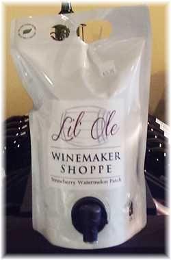 Grab-N-Go Wine Gift Bags