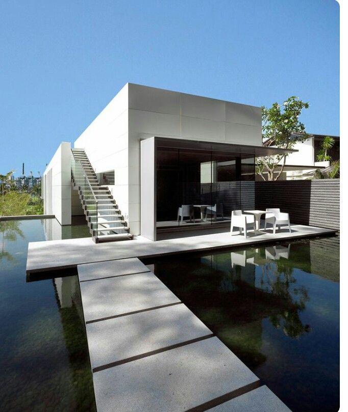 Minimalistische Architektur, Haus Der Architektur, Zeitgenössische  Architektur, Architektur Innenarchitektur, Landschaftsplanung,  Zeitgenössisches Büro, ...
