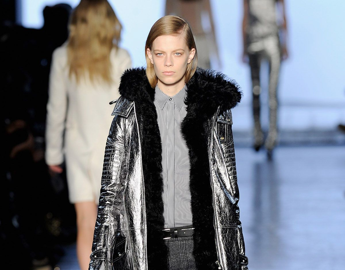 NY Fashion Week FW 2014: Desfile de Diesel Black Gold