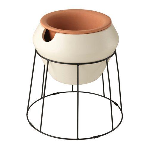 ikea ps 2017 3-piece self-watering plant pot set | new apartment
