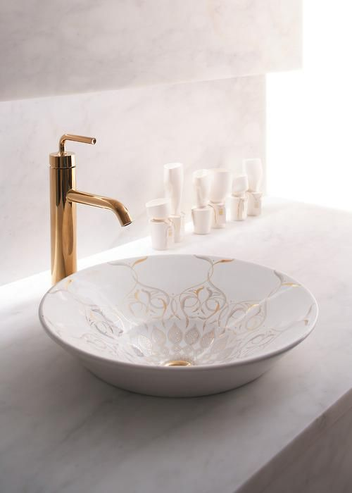 The Bold Look Of With Images Bathroom Fixtures Sink Design Decor